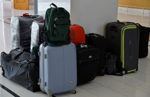 Look into baggage allowances when you book your travel to save money