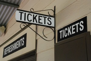 Check that your tickets and other documents are in order before you travel